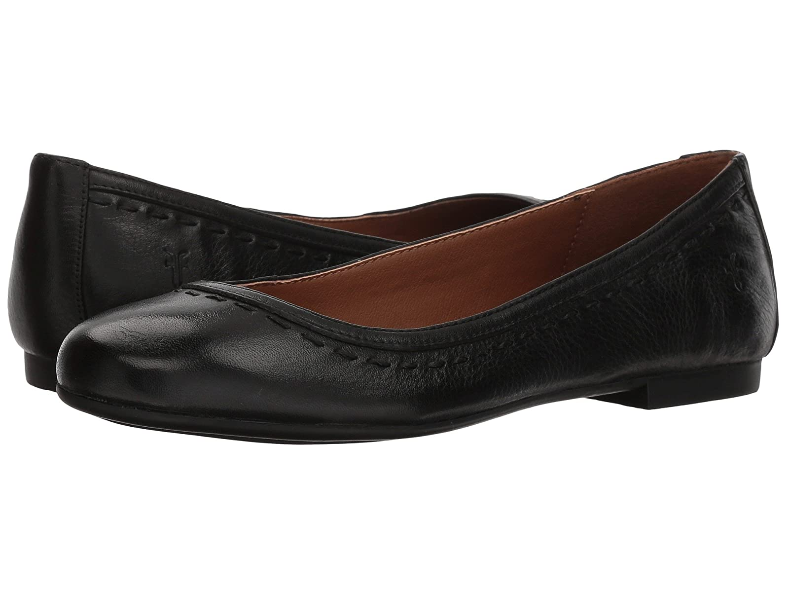 Frye Tinsley Stitch BalletAtmospheric grades have affordable shoes