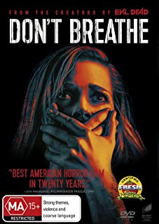 Don't Breathe (DVD)