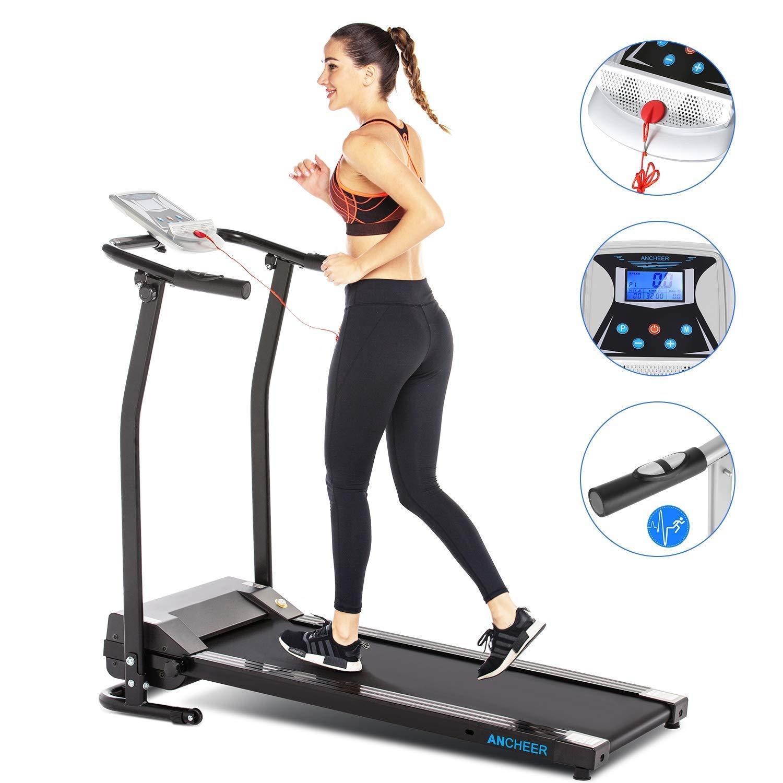 ANCHEER Treadmills Treadmill Motorized Equipment