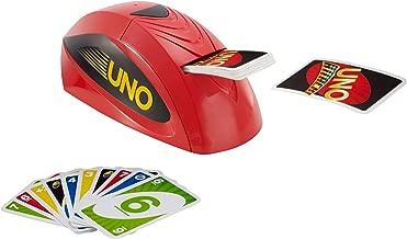 Mattel Games V9364 - UNO Extreme Kartenspiel, geeignet für 2 - 10 Spieler, Spieldauer ca. 15 Minuten, Gesellschaftsspiele und Kartenspiele ab 7 Jahren