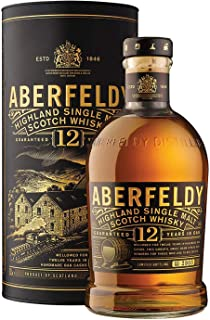 Aberfeldy 12 Years Old  Still Water Exclusive Edition Oak Cask  GB 40% Vol. 0,7 l