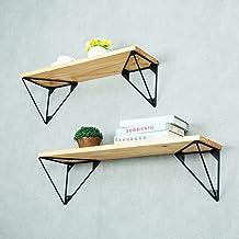 4 Stks Heavy Duty Plank Beugels Drijvende Hardware Brace, 6mm Carbon Steel Rekken Beugel, Zwart, Goud, Zonder Houten Boar...