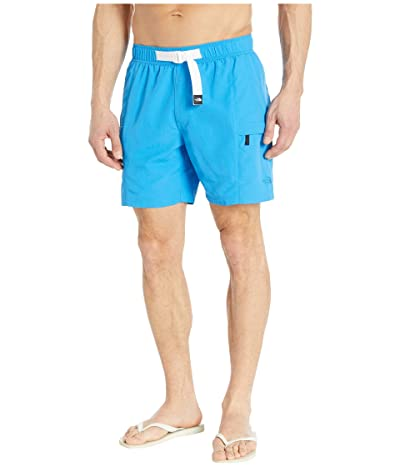 The North Face Class V Belted Trunk (Clear Lake Blue) Men