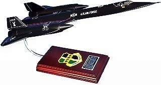 Mastercraft Collection SR-71A Blackbird Model Scale: 1/63