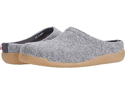 Sanita Lodge Slide (Slate) Shoes