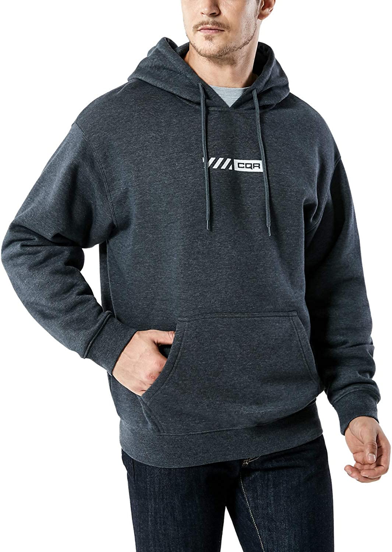 CQR Sale SALE% OFF Men's Fleece Pullover Hoodies Winter Outdoor Sports Hooded Denver Mall