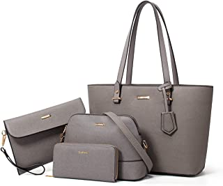 Women Fashion Handbags Wallet Tote Bag Shoulder Bag Top...