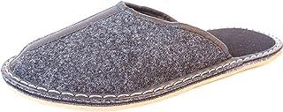 Revise Pantoufles en Feutre - Chaussures Maison pour Hommes - Semelle en Gomme – Taille 49