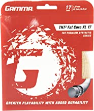 Gamma TNT2 Fat Core XL Tennis String Reel 17 Natural