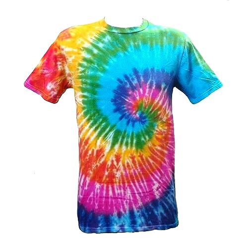 3682fa7a5a269 Tie Dye Shirt: Amazon.co.uk