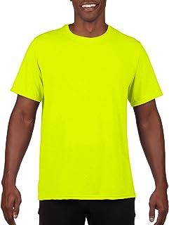 Gildan Men's 100% Polyester Moisture Wicking Performance T-Shirt