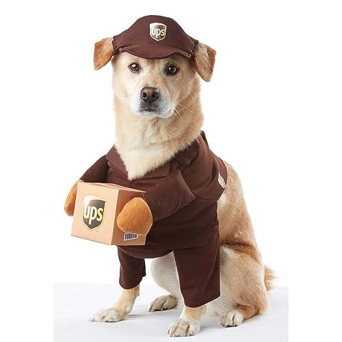 Carry Me Bulldog Adult Funny British Pet Dog Fancy Dress Mens Ladies Costume New