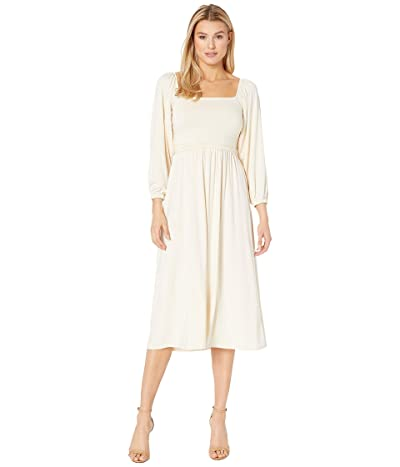 Rachel Pally Jersey Dory Dress (Cream) Women
