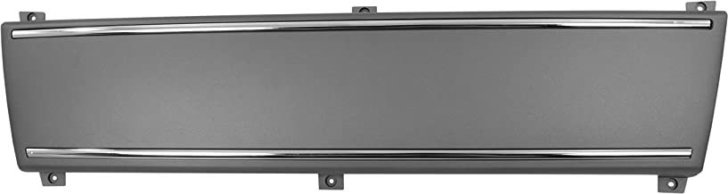 Grille Trim Compatible with AUDI A4/S4 2005-2009 B7 (Convertible 2007-2009)/(Sedan/Wagon 2005-2008)