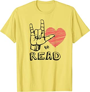 Best i love to read t shirts Reviews