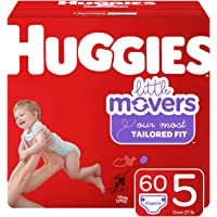 Huggies Little Movers Size 5 60 Count Diapers