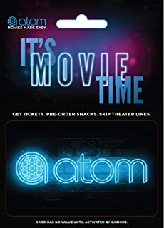 Best atom tickets gift card Reviews