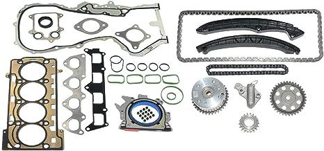 Timing Chain Kit Cylinder Head Gasket Set For VW Audi Skoda 1.4 TSI 03C109088E