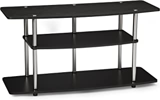 Best convenience concepts tv stand with 3 cabinets black Reviews