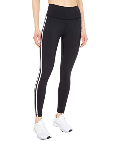 adidas Believe This Stripe Long Tights Women