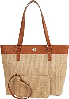 Anne Klein Compartment Tote