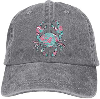JinLiPu Simply Southern Adult Cowboy Hat Baseball Cap Adjustable Athletic Graphic Hat for Men and Women