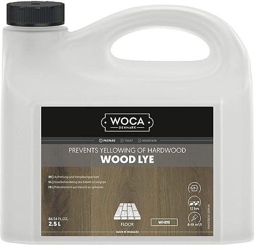 discount WOCA Wood Lye White high quality - 2.5 Litre online / 2.5L by Woca sale
