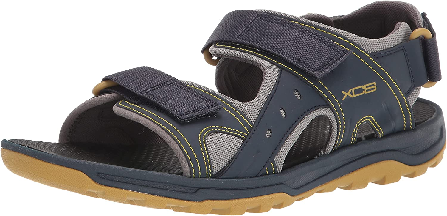 Rockport Men's Trail Indianapolis Mall Technique Adjustable Los Angeles Mall 2 Sandal Multi Navy