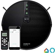 IKOHS NETBOT S18 - Robot Aspirador 4 en 1, con Mapeo y App, Potencia de Succión 1800 Pa, Navegación Inteligente, Sensores Anticolisión y Anticaídas, Compatible Alexa, Google Home, WiFi, 220-240 V