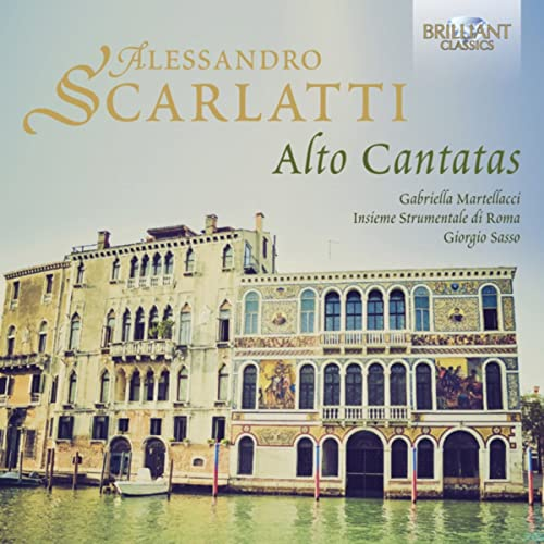 A. Scarlatti: Alto Cantatas