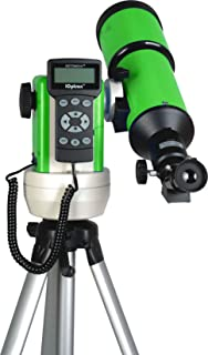 iOptron 9802G-A SmartStar-R80 GPS Computerized Telescope - Terra Green with Carry Bag