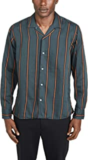 Gitman Vintage Men's Sateen Regimental Stripe Shirt