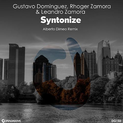 Syntonice (Original Mix) de Rhoger Zamora & Leandro Zamora ...