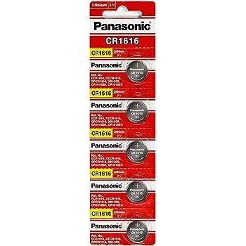 Panasonic Cr1616 Lithium Batterien 3 V 4 Stück Elektronik
