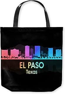 DiaNoche Designs Tote Shoulder Bags by Angelina Vick - City V El Paso Texas