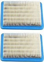 Harbot (Pack of 2 Flat Air Filter for MTD Cub Cadet CSV060 CSV070 CSV206 CS4265 CS4325 CS4310 Chipper Shredder