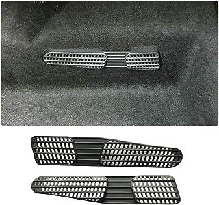 LFOTPP Auto Air Vent Abdeckung für Kamiq Scala Rücksitz Klimaanlage Outlet Cover [2 Stück]