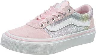 Vans Ward Suede/Canvas, Sneaker Niñas