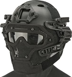 Evike Matrix Legionnaire Full Head Protection System - Non-Bulletproof - Airsoft-Only