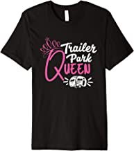 Trailer Park Queen Premium T-Shirt