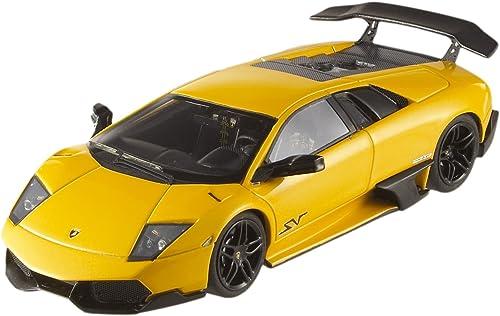Hotwheels - Elite (Mattel)) t6934 fürzeug Miniatur  Lamborghini Murcielago LP 670 4 per Fersen Ma ab 1 43