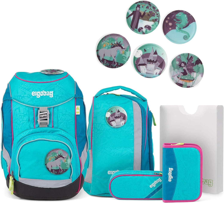 Ergobag Pack Hula HoopBär Schulrucksack Set 6tlg. Zaubärwald Kletties B07JNYXXR9 B07JNYXXR9 B07JNYXXR9 | Spielen Sie auf der ganzen Welt und verhindern Sie, dass Ihre Kinder einsam sind  83b8c9