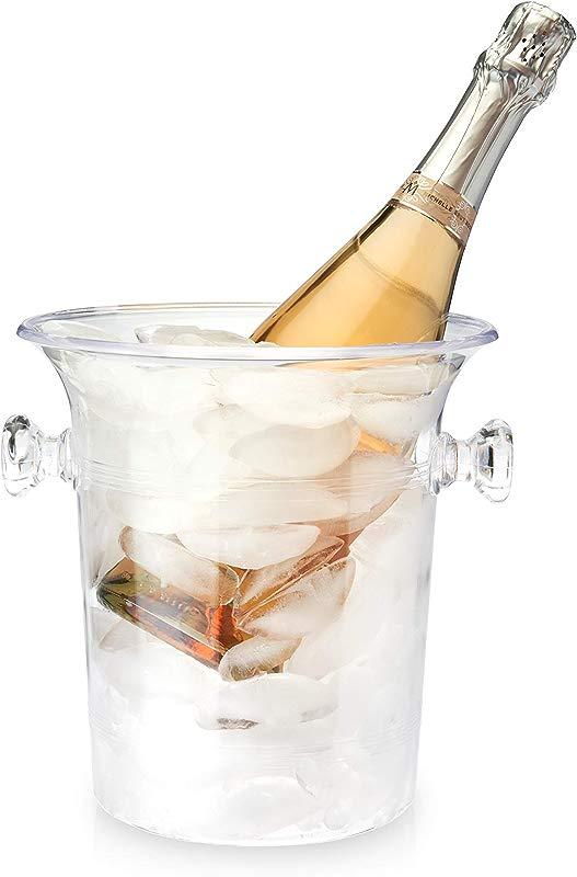 True 0262 Arctic Acrylic Ice Bucket Set Of 1
