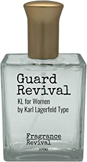 Guard Revival, KL for Women by Karl Lagerfeld Type