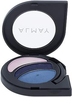 Almay Intense I-color Powder Shadow - 130 Blues By Almay for Women - 0.2 Oz Eye Shadow, 0.2 Oz