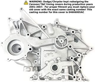 Best dodge 3.3 timing cover Reviews