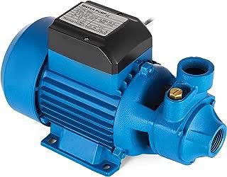 220V 370W Hauswasserwerk Druckerhöhungspumpe Gartenpumpe Bewässern Pumpe