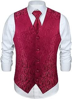 cravatte sottili stampate in poliestere GZOSWLGS Cravatta da uomo classica con tre cavalli