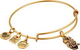 Charity by Design Ode to the Owl Charm Bangle