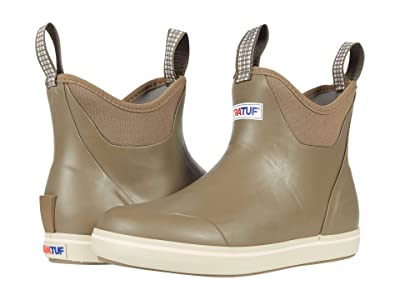 XTRATUF Ankle Deck Boot (Taupe) Women